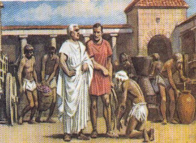 Был ли секс с рабами в древнем египте фото бесплатно