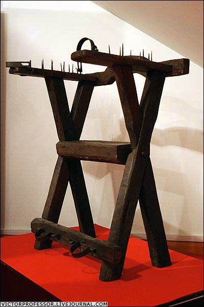 Орудия средневековых пыток 004