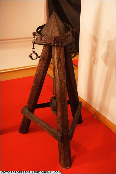 Орудия средневековых пыток 007