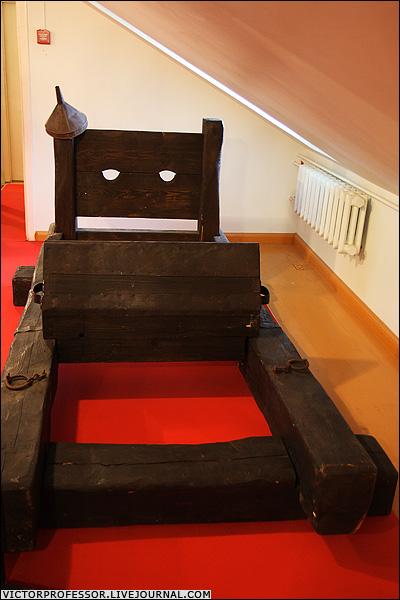 Орудия средневековых пыток 009