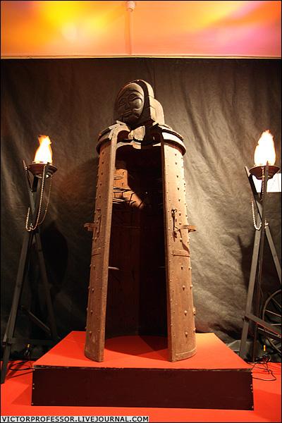 Орудия средневековых пыток 010
