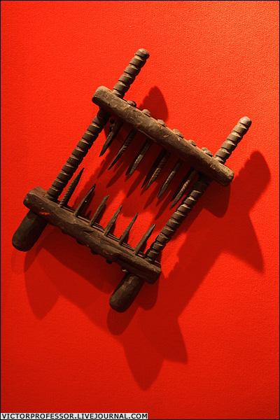 Орудия средневековых пыток 012