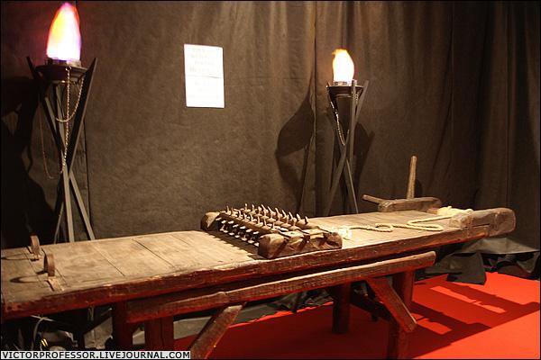 Орудия средневековых пыток 017