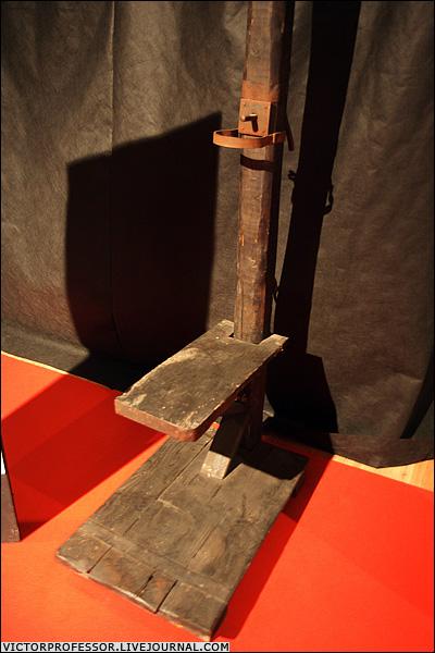 Орудия средневековых пыток 018