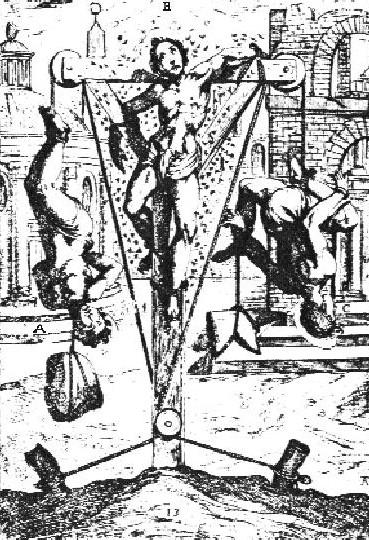 Орудия средневековых пыток - Страница 2 Podves_01