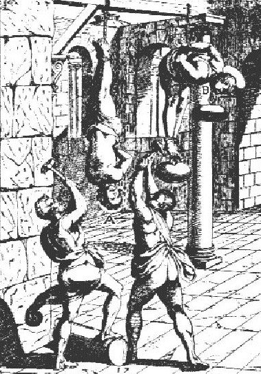 Орудия средневековых пыток - Страница 2 Podves_02